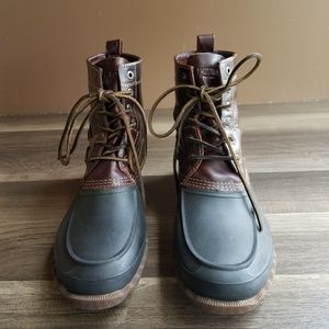 Sperry Decoy Boots